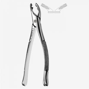American Pattern Tooth Extraction Forceps Fig. 151AS