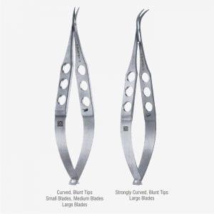 Castroviejo Universal Corneal Scissor
