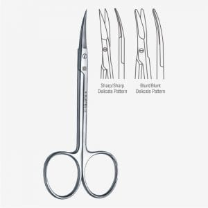 Delicate Nail Scissor