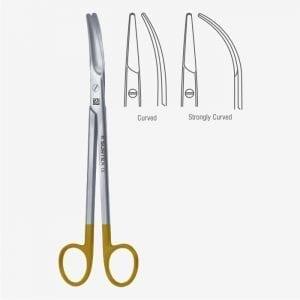 Parametrium (Hysterectomy) Scissor
