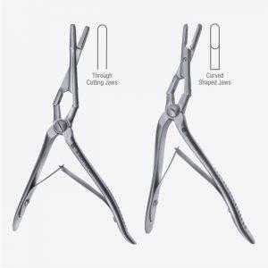 Jansen-Middleton Septum Forceps