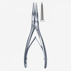 Round Wire Bending Pliers